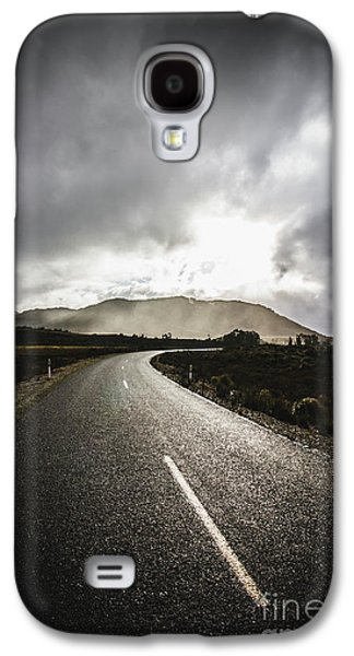 Travel Galaxy S4 Case - Way To Strathgordon by Jorgo Photography - Wall Art Gallery