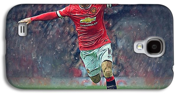 Wayne Rooney Galaxy S4 Case