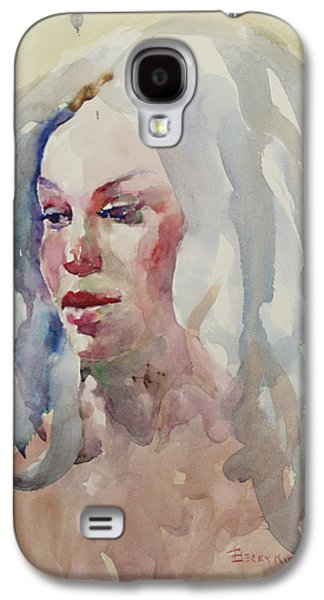 Wc Portrait 1617 Galaxy S4 Case