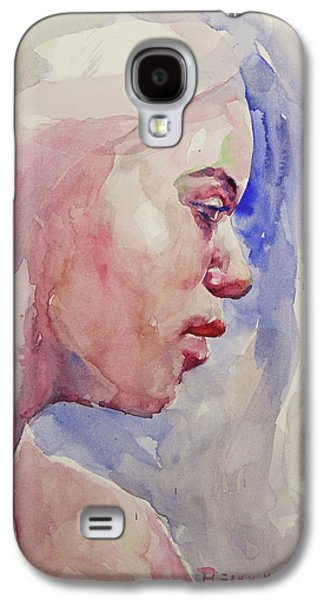 Wc Portrait 1618 Galaxy S4 Case