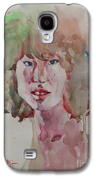Self Portrait 1623 Galaxy S4 Case