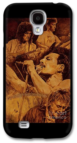 We Will Rock You Galaxy S4 Case
