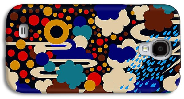Weather Galaxy S4 Case by Sholto Drumlanrig
