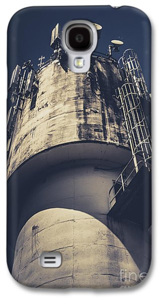Weathered Water Tower Galaxy S4 Case