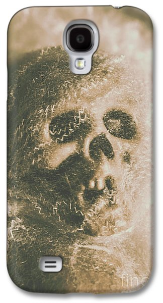 Webs And Dead Heads Galaxy S4 Case