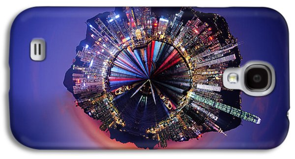 Wee Hong Kong Planet Galaxy S4 Case by Nikki Marie Smith