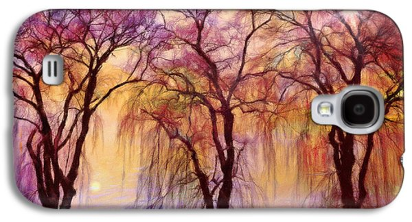 Weeping Willow Oh Weep No More Galaxy S4 Case