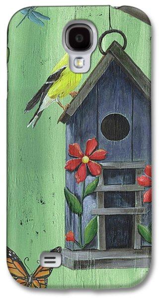Welcome Goldfinch Galaxy S4 Case by Debbie DeWitt