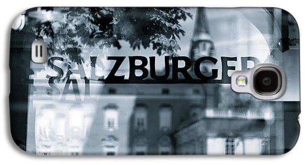 Welcome To Salzburg Galaxy S4 Case by Dave Bowman