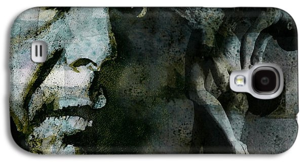 Well , I've Heard There Is A Secret Chord Galaxy S4 Case by Paul Lovering