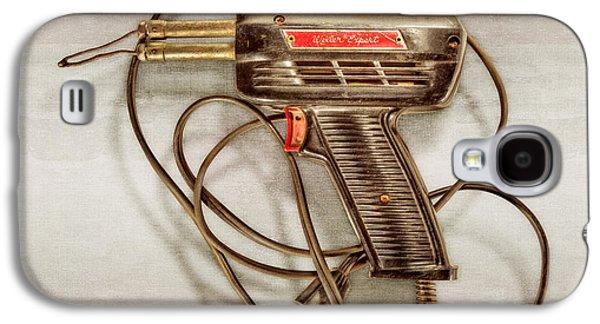 Weller Expert Soldering Gun Galaxy S4 Case by YoPedro