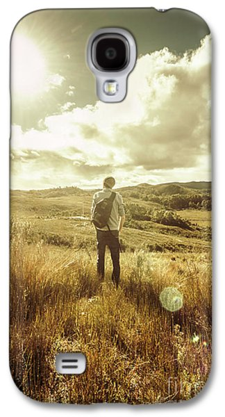 West Coast Tasmania Explorer Galaxy S4 Case