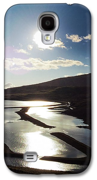 Sunny Galaxy S4 Case - West Fjords Iceland Europe by Matthias Hauser