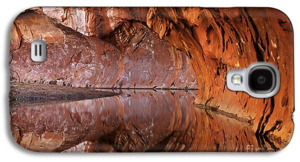 West Fork Reflections Galaxy S4 Case by Mike Dawson