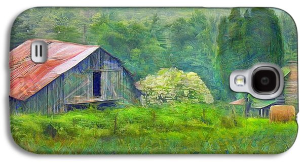 West Virginia Homestead Galaxy S4 Case by Judy Coggin