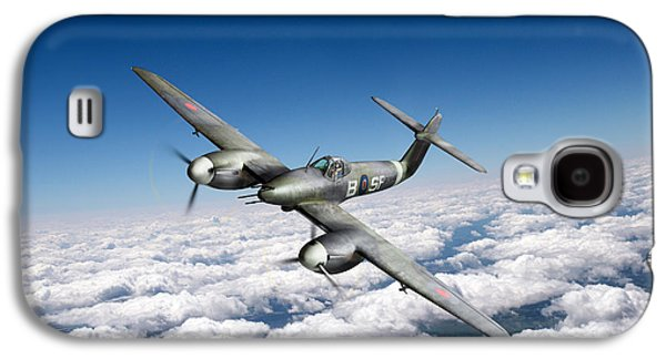 Galaxy S4 Case featuring the photograph Westland Whirlwind Portrait by Gary Eason