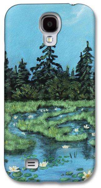 Wetland - Algonquin Park Galaxy S4 Case by Anastasiya Malakhova