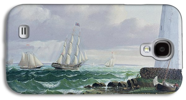 Whalers Coming Home Galaxy S4 Case