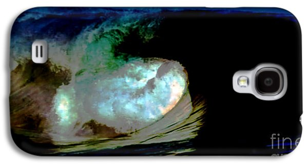 What Is It Fantasy Fusion Accidental Discovery Art  Psychedelic Galaxy S4 Case