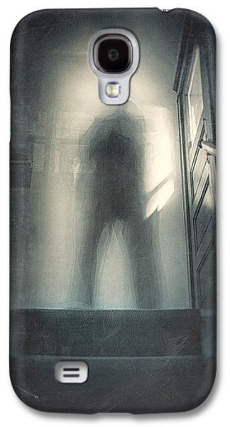 What Is The Question Galaxy S4 Case by Scott Norris