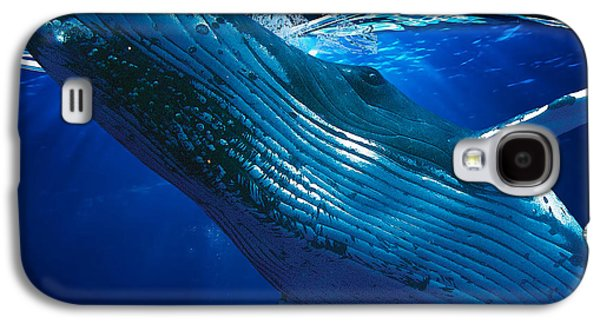 Whate Watching Art Galaxy S4 Case by Marvin Blaine