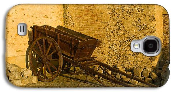 Wheelbarrow Galaxy S4 Case