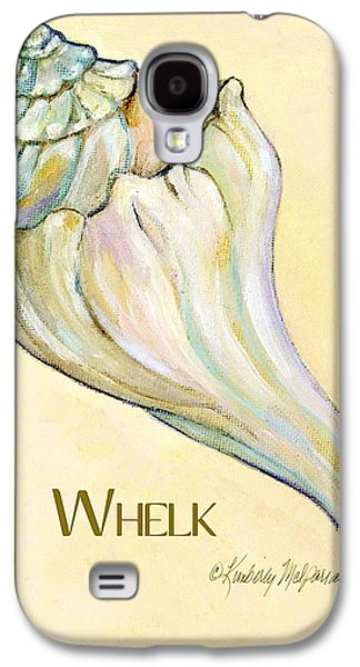 Whelk Galaxy S4 Case by Kimberly McSparran
