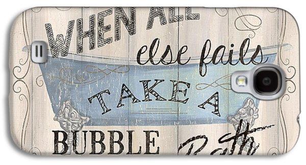 When All Else Fails Galaxy S4 Case by Debbie DeWitt