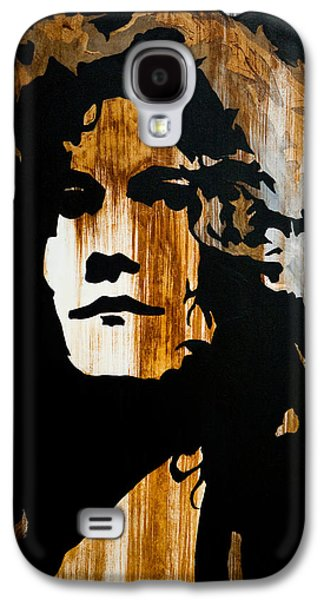 Led Zeppelin Paintings Galaxy S4 Cases - When movin through Kashmir  Galaxy S4 Case by Brad Jensen
