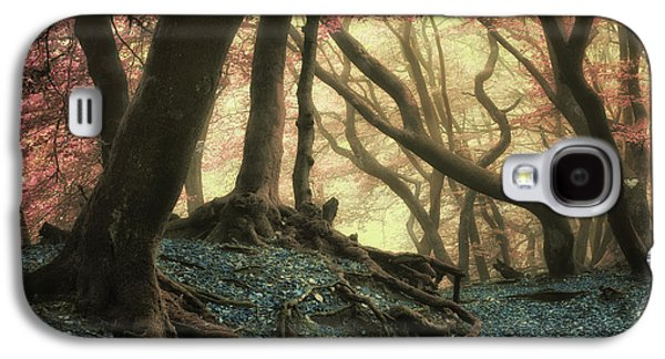 Where Is Alice? Galaxy S4 Case by Martin Podt