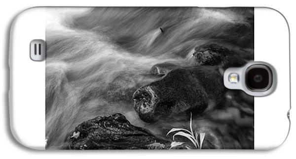 Galaxy S4 Case - While Standing Next To A Stream I by Jon Glaser