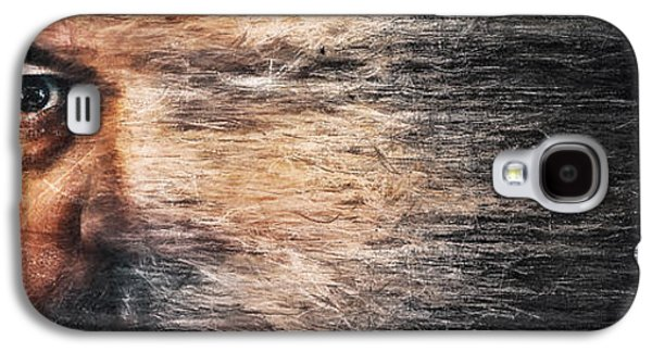 Whirlwind Of The Mind Galaxy S4 Case by Scott Norris