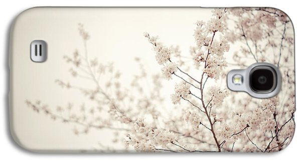 Whisper - Spring Blossoms - Central Park Galaxy S4 Case