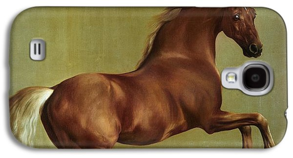 Whistlejacket Galaxy S4 Case by George Stubbs