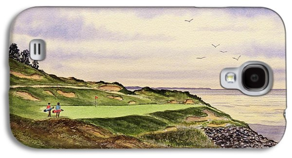 Whistling Straits Golf Course Hole 7 Galaxy S4 Case