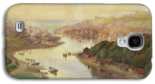 Whitby From Larpool Galaxy S4 Case by John Sowden