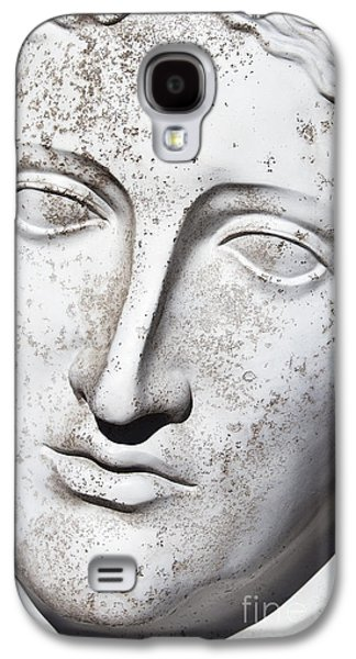 White 1 Galaxy S4 Case by Elena Nosyreva