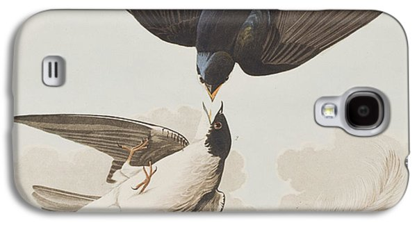 White-bellied Swallow Galaxy S4 Case by John James Audubon