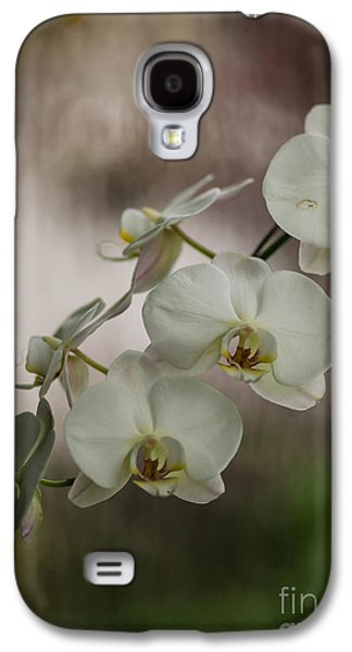 White Of The Evening Galaxy S4 Case by Mike Reid