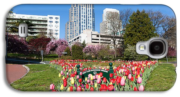 White Plains Beautification Foundation Garden Galaxy S4 Case