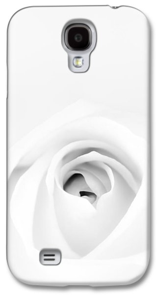 White Rose Galaxy S4 Case