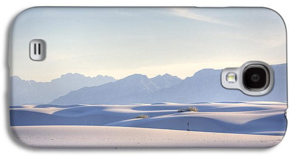 Desert Galaxy S4 Case - White Sands Blue Sky by Peter Tellone