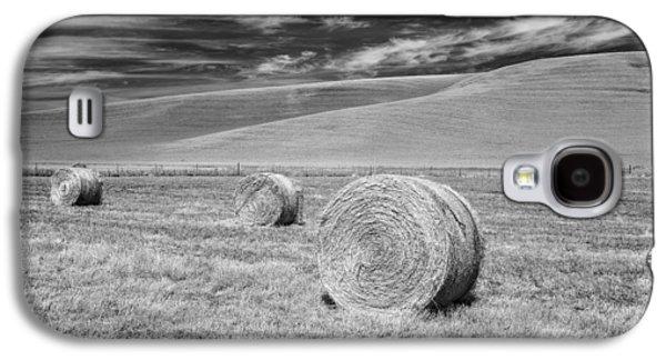 Whitmann County Work Galaxy S4 Case by Jon Glaser