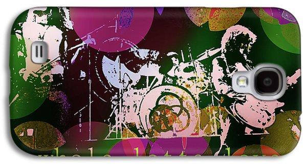 Def Leppard Galaxy S4 Case - Whole Lotta Love  by Enki Art
