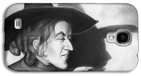 Wizard Galaxy S4 Case - Wicked Witch Of The West by Greg Joens