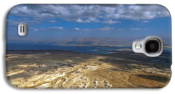 Wide View From Masada Galaxy S4 Case