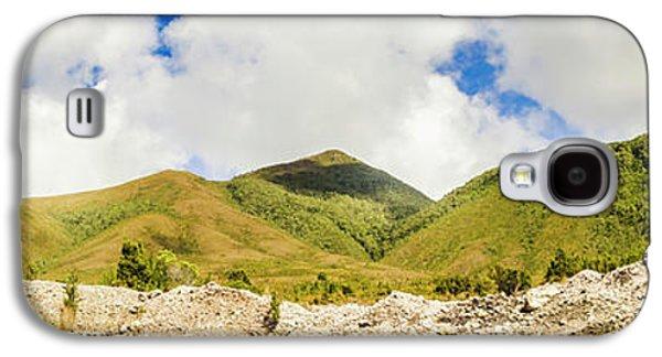 Wide West Coast Of Tasmania Galaxy S4 Case by Jorgo Photography - Wall Art Gallery