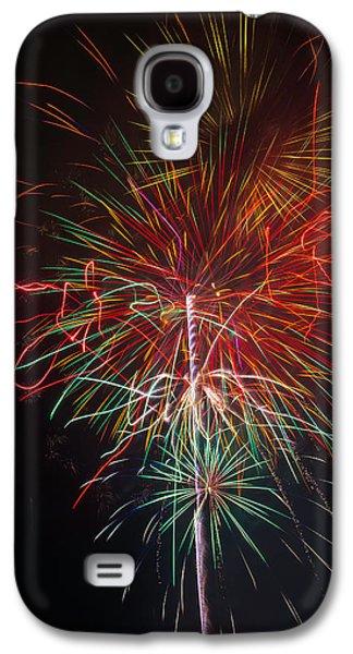 Wild Fireworks Galaxy S4 Case