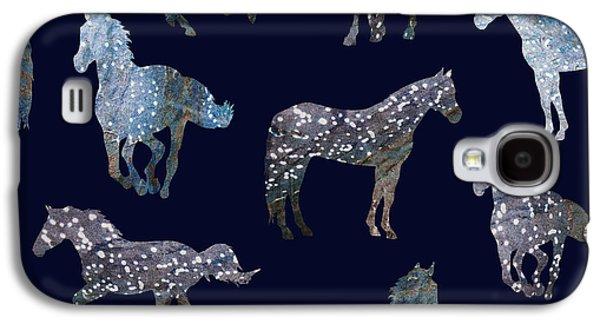 Wild Horses Galaxy S4 Case