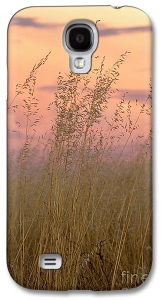 Galaxy S4 Case featuring the photograph Wild Oats by Linda Lees